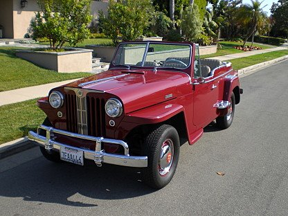 1949 Willys Jeepster for sale 100847778