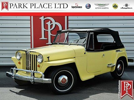 1949 Willys Jeepster for sale 100853607