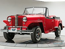 1949 Willys Jeepster for sale 100878921