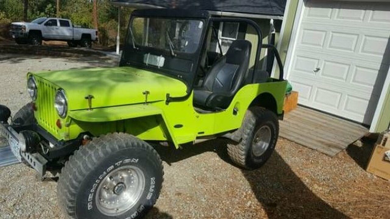 1949 Willys Other Willys Models for sale 100837673
