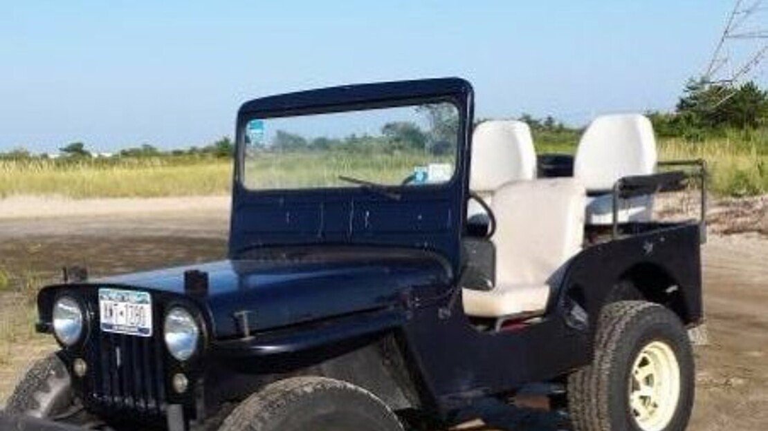 1949 Willys Other Willys Models for sale 100909586