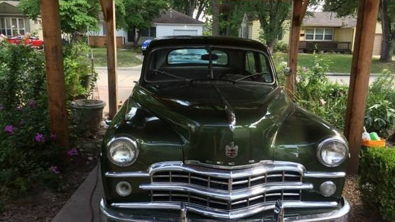 1949 dodge Coronet for sale 101011462