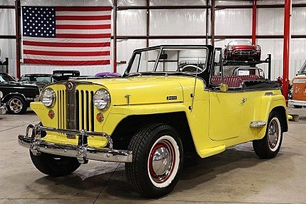 1949 willys Jeepster for sale 101040141