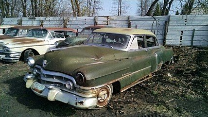 1950 Cadillac Series 62 for sale 100760276