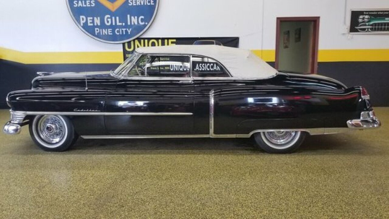 1950 Cadillac Series 62 for sale near Mankato, Minnesota 56001 ...