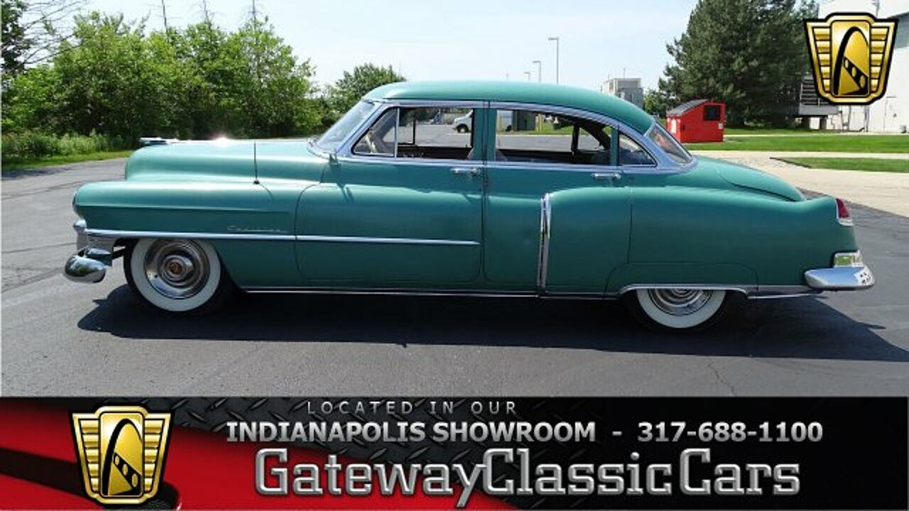 1950 Cadillac Series 62 for sale 100883416