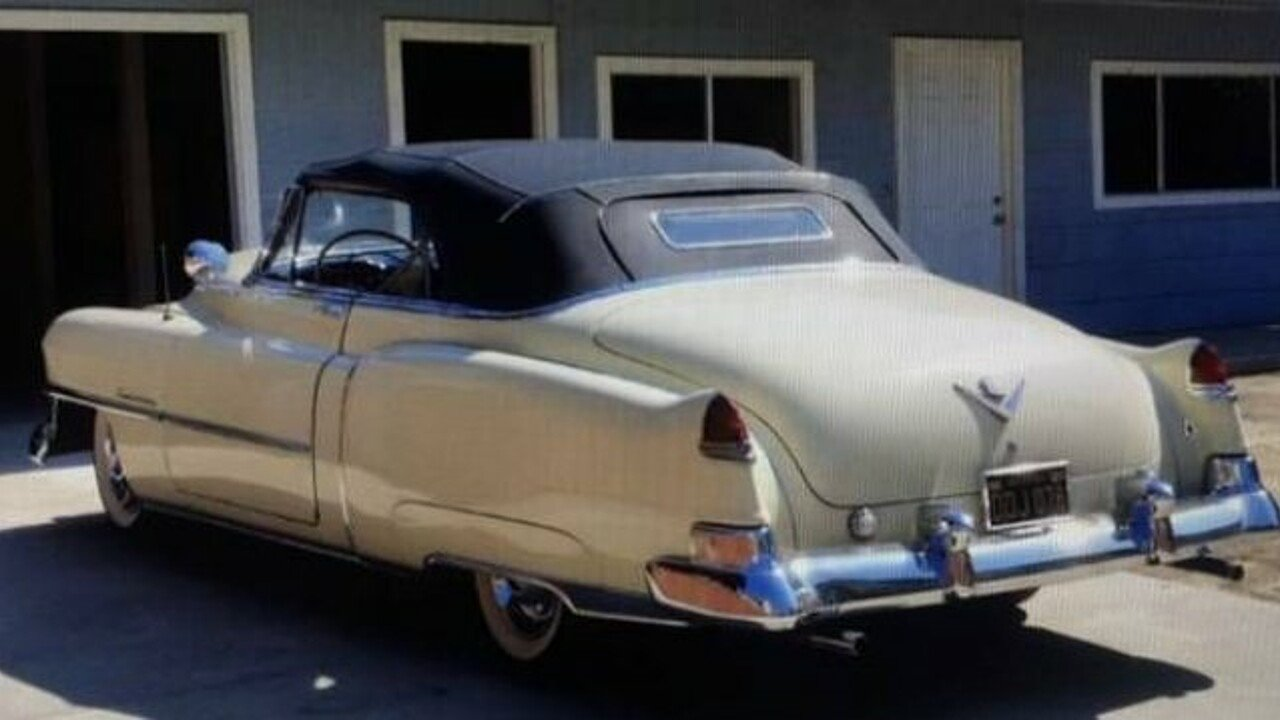 1950 Cadillac Series 62 for sale near Cadillac, Michigan 49601 ...