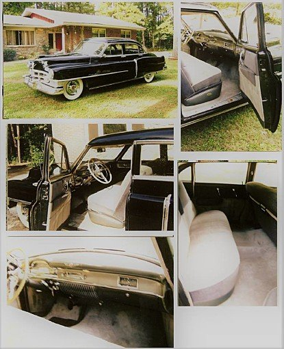 1950 Cadillac Series 62 for sale 100916619