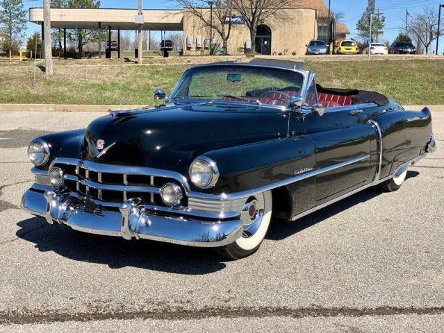 1950 cadillac series 62 classics for sale classics on autotrader hyundai wiring harness  stereo wiring harness