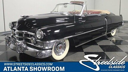 1950 Cadillac Series 62 for sale 100990854