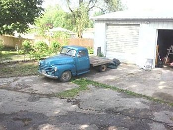 1950 Chevrolet 3100 for sale 100823330