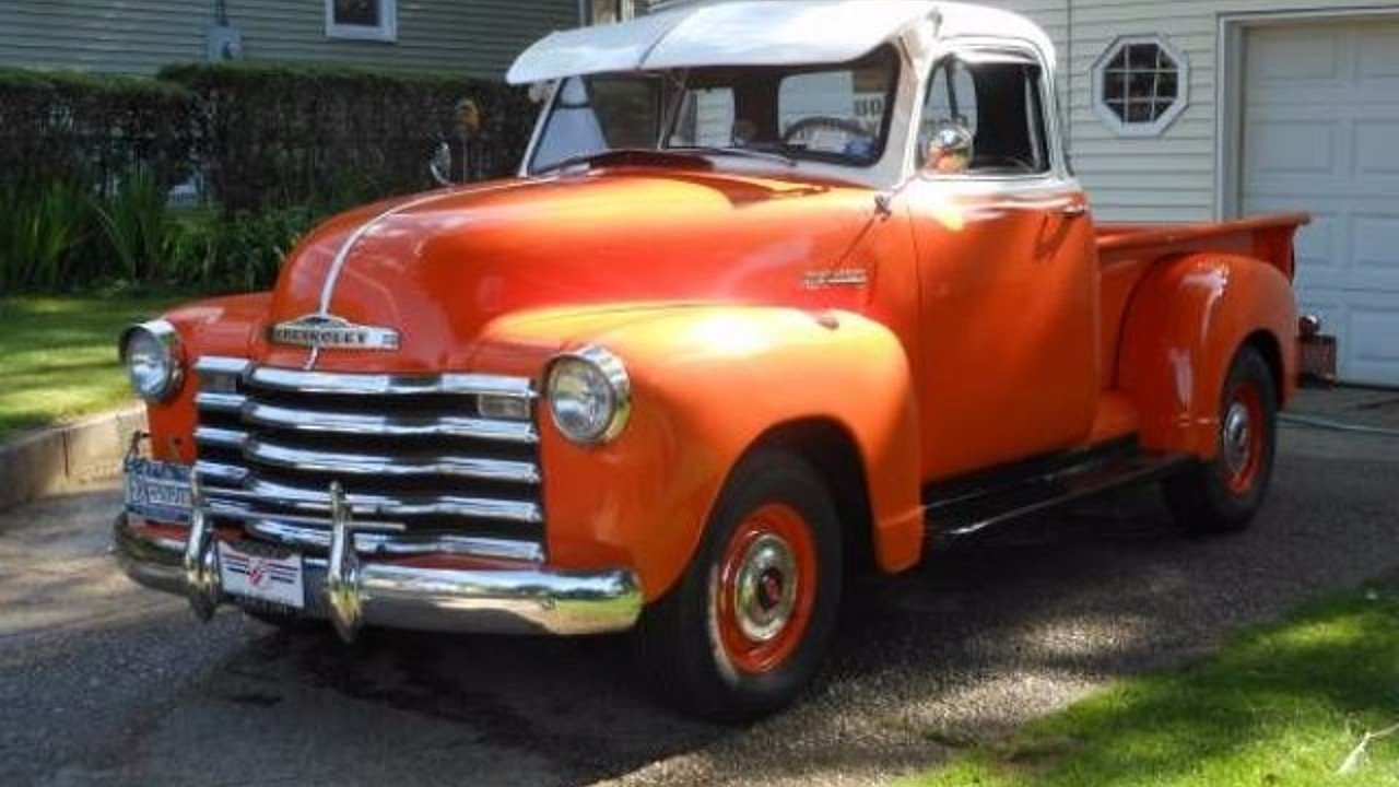 1950 Chevrolet 3100 for sale 100908481