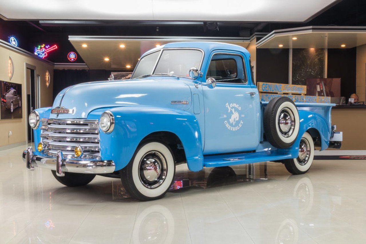 1950 Chevrolet 3100 For Sale Near Plymouth Michigan 48170