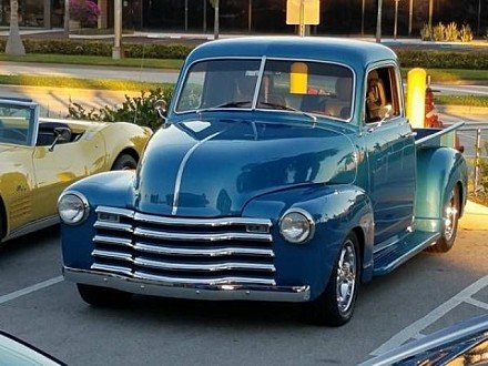 1950 Chevrolet 3100 for sale 100951559
