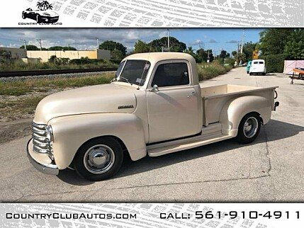 1950 Chevrolet 3100 for sale 101044414