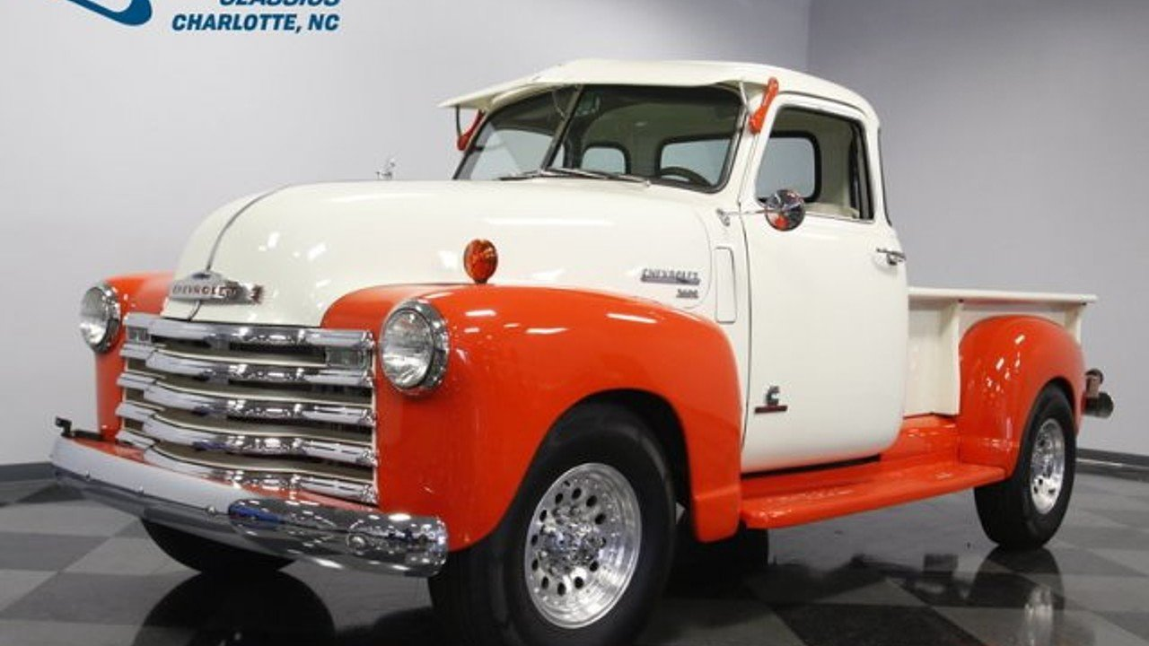 Charming Old Trucks For Sale Nc Pictures Inspiration - Classic ...