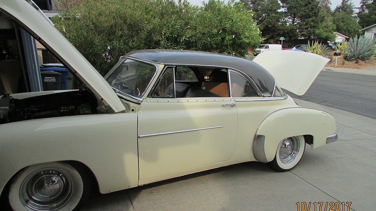1950 Chevrolet Bel Air for sale 100999622