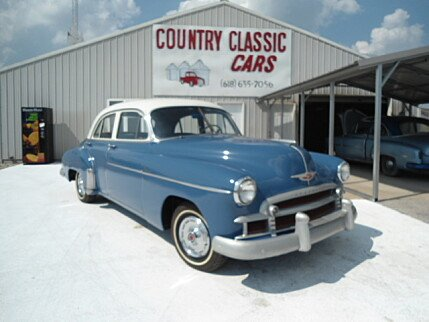 1950 Chevrolet Deluxe for sale 100748527
