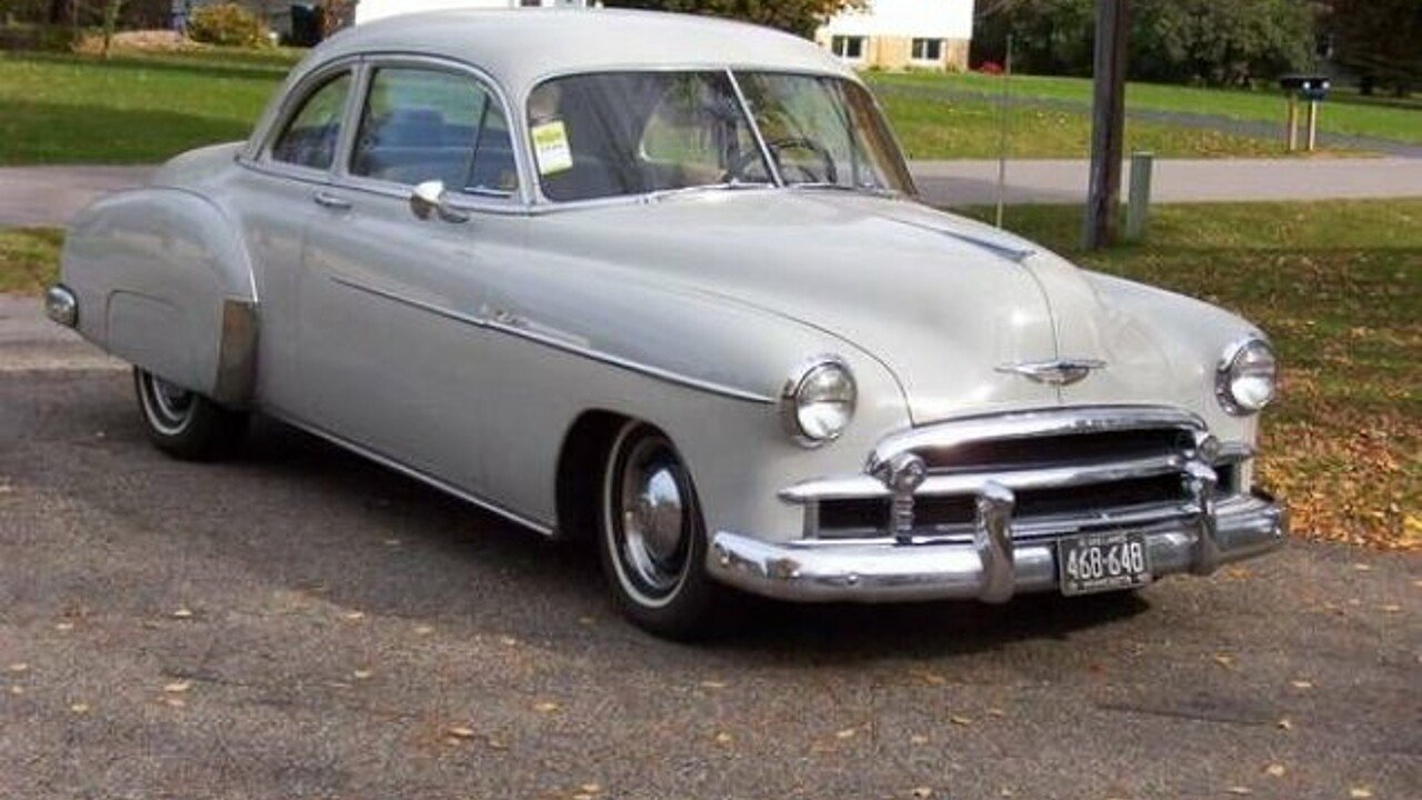 1950 Chevrolet Deluxe for sale 100842002