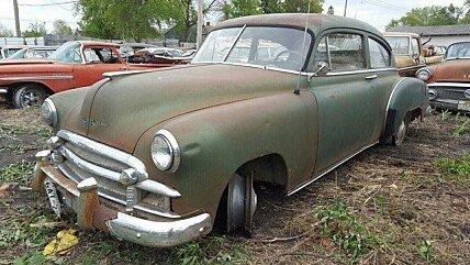 1950 Chevrolet Fleetline for sale 100766360