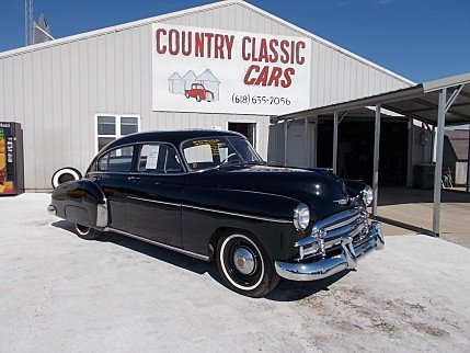 1950 Chevrolet Fleetline for sale 100812161