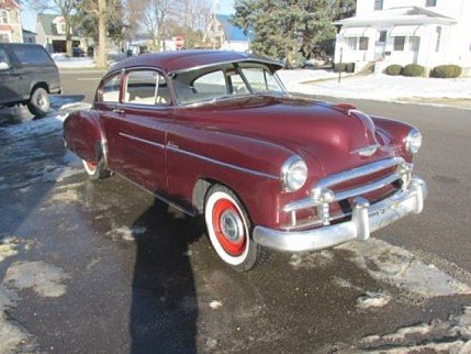 1950 Chevrolet Fleetline for sale 100946792