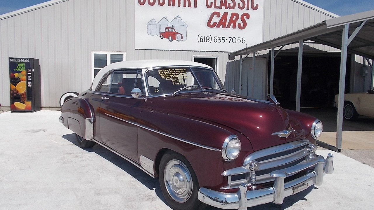 1950 Chevrolet Other Chevrolet Models for sale 100794062