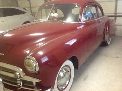 1950 Chevrolet Other Chevrolet Models for sale 100860058