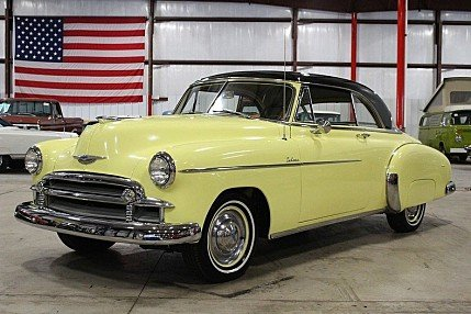 1950 Chevrolet Styleline for sale 100782308