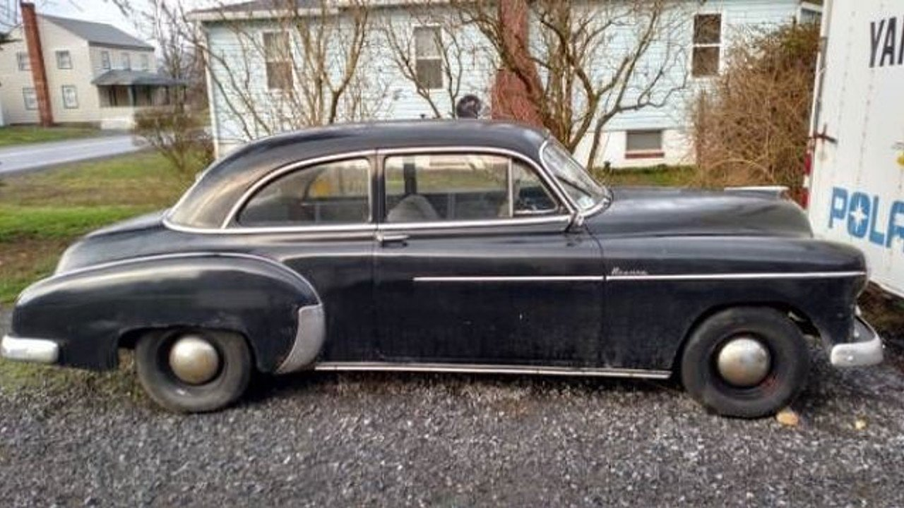 1950 Chevrolet Styleline for sale near Cadillac, Michigan 49601 ...