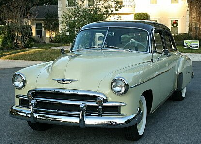1950 Chevrolet Styleline for sale 100942139