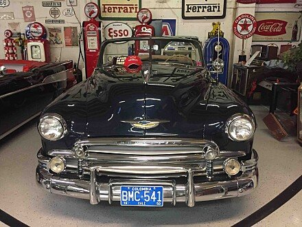 1950 Chevrolet Styleline for sale 100959847