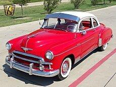 1950 Chevrolet Styleline for sale 101029614