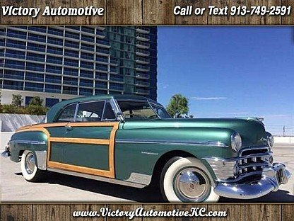 1950 Chrysler Town and Country for sale 100752743