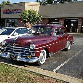1950 Chrysler Windsor Traveler for sale 100857068