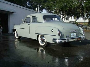 1950 Desoto Deluxe for sale 100823525