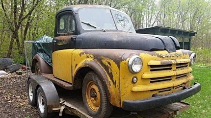 1950 Dodge B Series for sale 100823687
