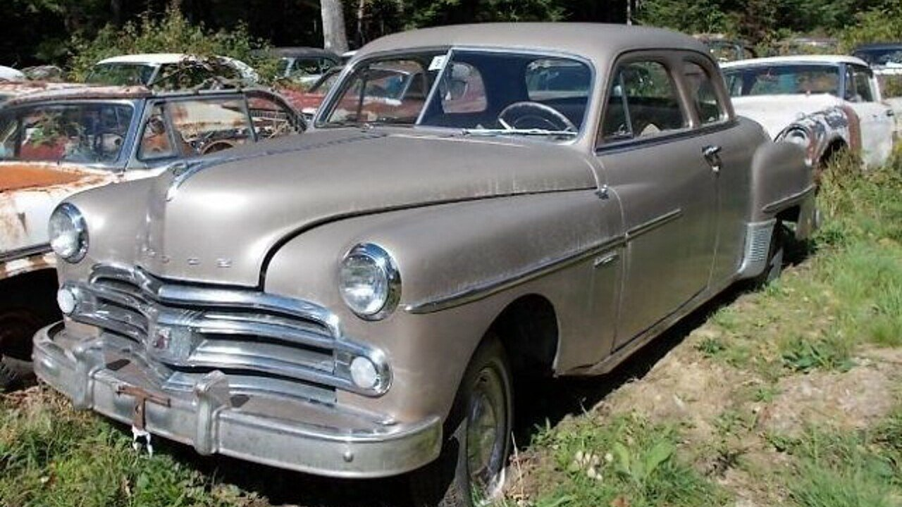 1950 Dodge Other Dodge Models for sale 100892688