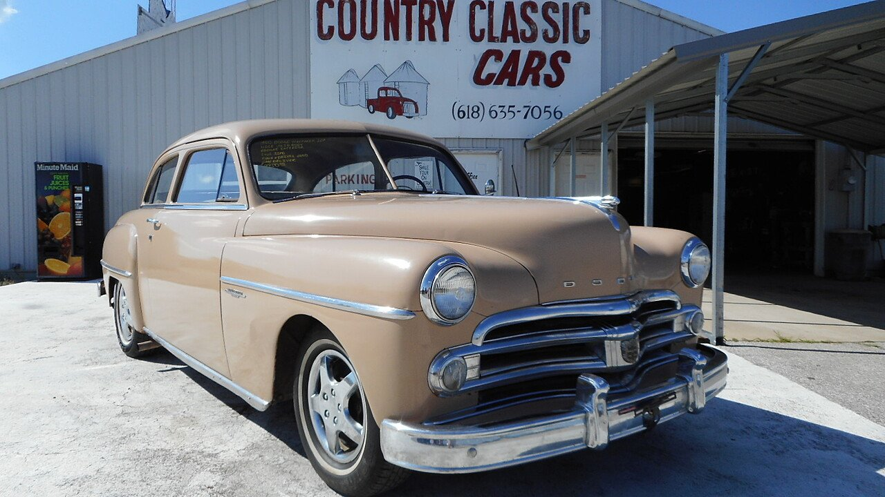 1950 Dodge Wayfarer for sale near Staunton, Illinois 62088 ...