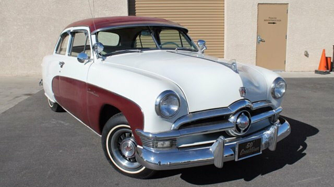 1950 Ford Custom Deluxe for sale 100853127