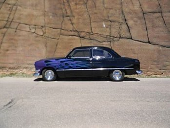 1950 Ford Custom for sale 100823526