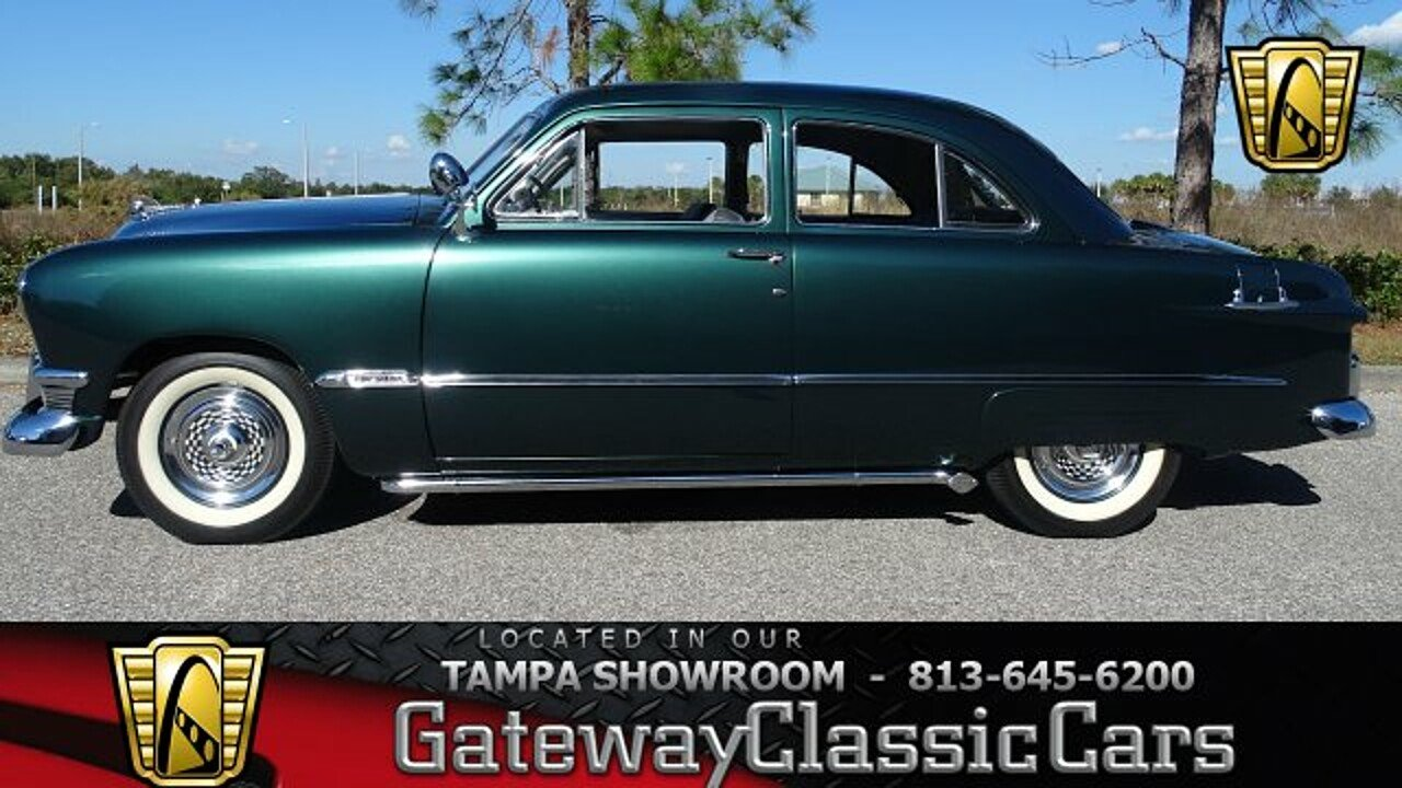 1950 Ford Custom for sale 100929982
