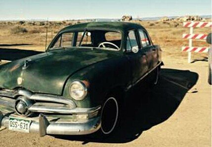 1950 Ford Custom for sale 100792717