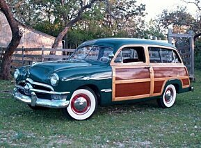 1950 Ford Custom for sale 100823441