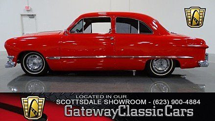 1950 Ford Custom for sale 100921600