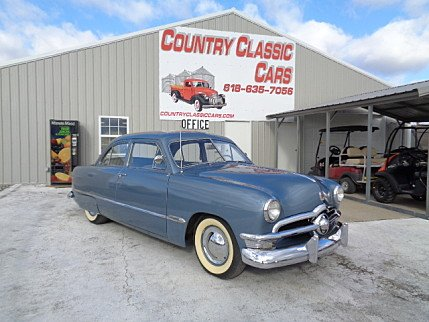1950 Ford Custom for sale 100940663