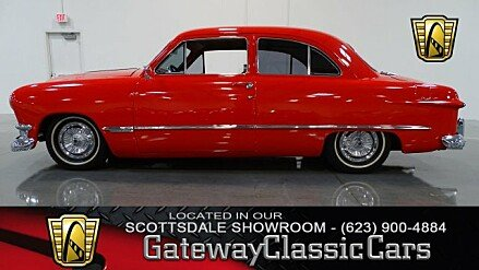 1950 Ford Custom for sale 100950244