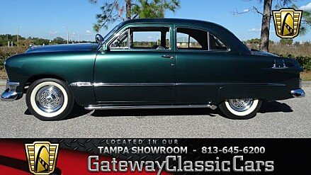 1950 Ford Custom for sale 100950577
