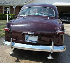 1950 Ford Custom for sale 100993139