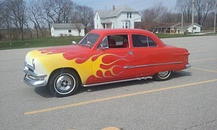 1950 Ford Custom for sale 100993679